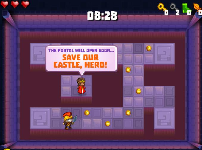 Картинка к игре Герой экрана