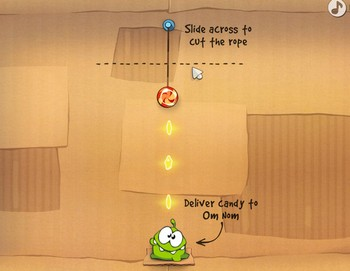 Cut the rope картинка 1