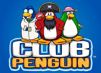 Картинка к игре Клуб пингвинов, холодное рождество