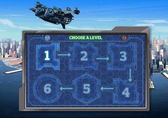 Картинка к игре Человек-муравей против гамма монстров