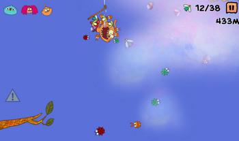 Картинка к игре Харви Бикс бултых