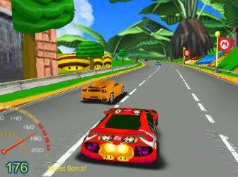 Картинка к игре Экстремальные гонки 3Д