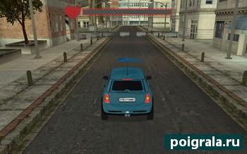Картинка к игре Парковка автомобиля в 3д