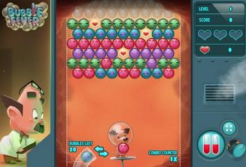 Картинка к игре Пузырьковая лихорадка