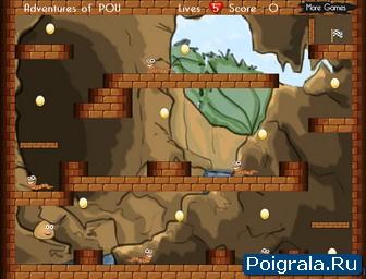 Картинка к игре Бесплатная игра Поу