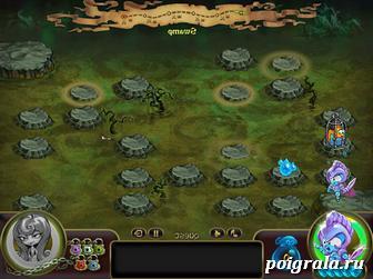 Игра Приключения рыцаря воды 2
