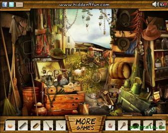Картинка к игре Вечер на лошадиной ферме