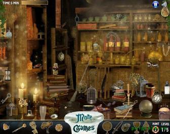 Картинка к игре Дом алхимика