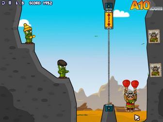 Картинка к игре Амиго Панчо 3: Шериф Санчо
