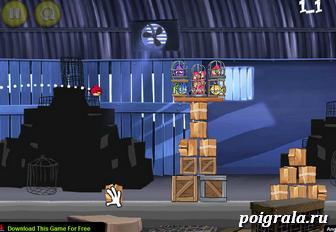 Картинка к игре Энгри бердс Рио