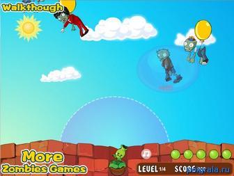 Angry zombies 2 картинка 1