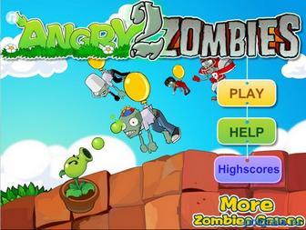 Картинка к игре Angry zombies 2
