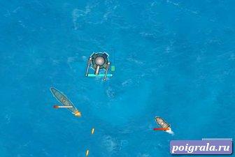 Картинка к игре Aqua turret