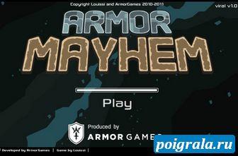 Armor Mayhem картинка 1
