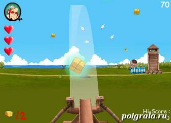Картинка к игре Астерикс и Обеликс: атака римлян