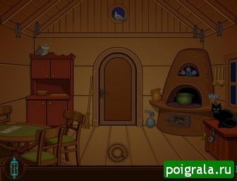 Картинка к игре Баба яга