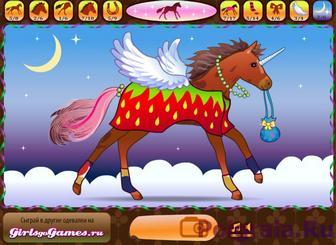 Маленькая лошадка картинка 1