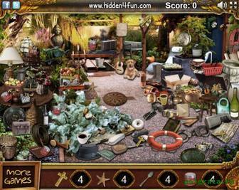 Картинка к игре Квест по поиску предметов