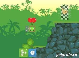 Картинка к игре Bad piggies
