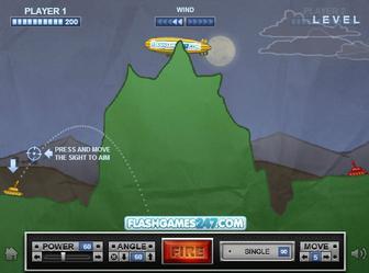 Картинка к игре Танковая баллистика