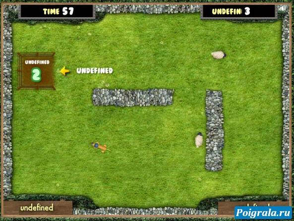 Картинка к игре Битцер загоняет овец