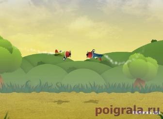 Картинка к игре Воздушный бой