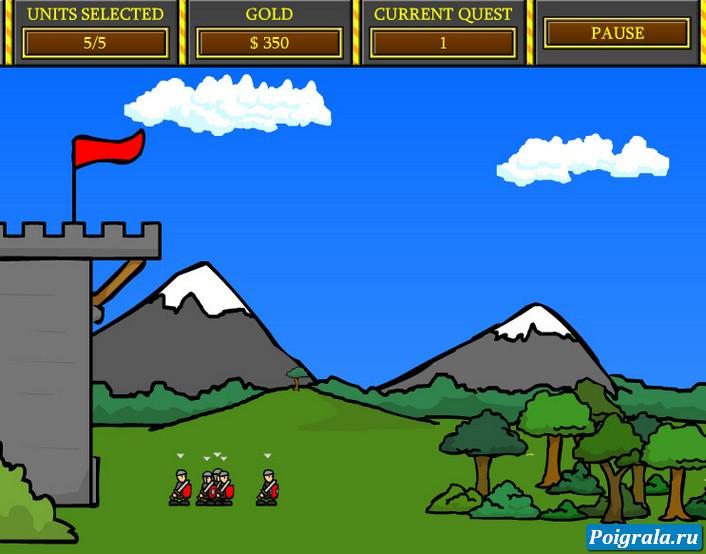 Картинка к игре Battleground joelasticot