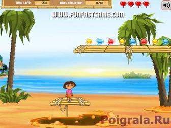 Картинка к игре Сокровище на пляже