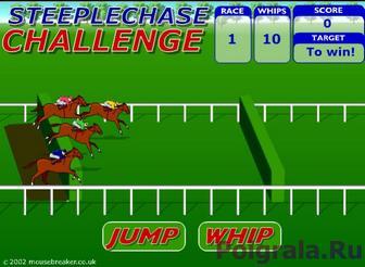 Картинка к игре Скачки с препятствиями