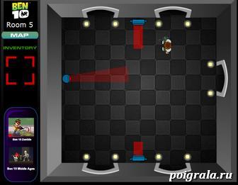 Картинка к игре Бен 10 охотник за энергией