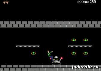 Картинка к игре Бен 10, подземный мир