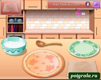 Картинка к игре Кухня Сары, бенто бокс