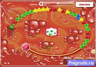 Картинка к игре Зума шарики