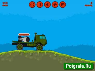 Картинка к игре Доставка бомбы