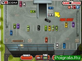 Картинка к игре Припаркуй машину