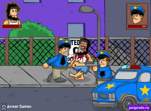 Картинка к игре Бомж Хобо 3, розыск