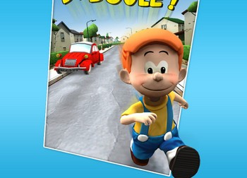 Картинка к игре Бегающий мальчик