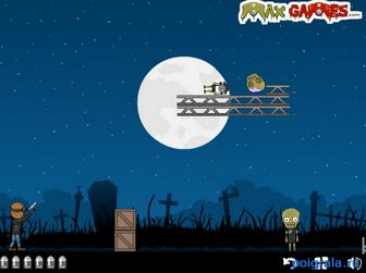 Игра Попади в зомби