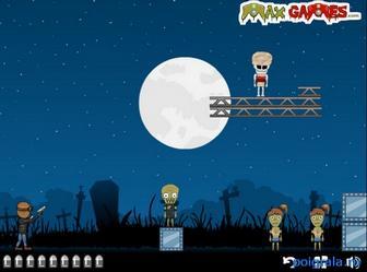 Картинка к игре Попади в зомби