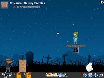 Картинка к игре Попади в зомби 2