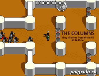 Картинка к игре Boxhead the Rooms