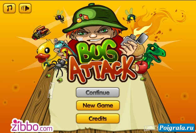 Атака жуков картинка 1