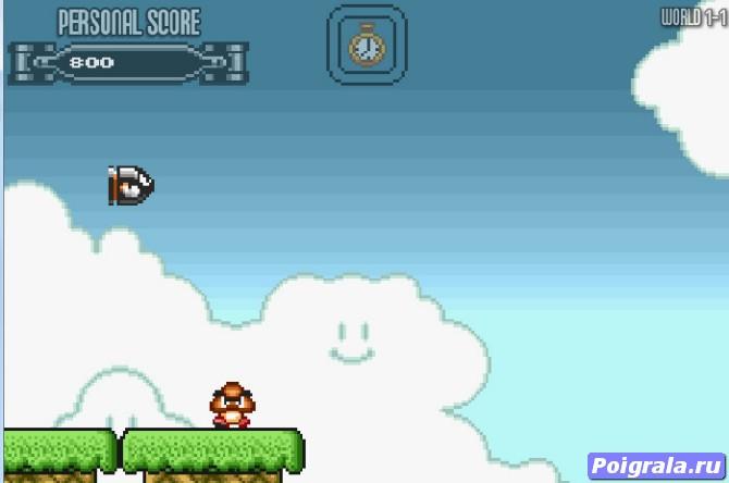 Картинка к игре Летающая пуля 3