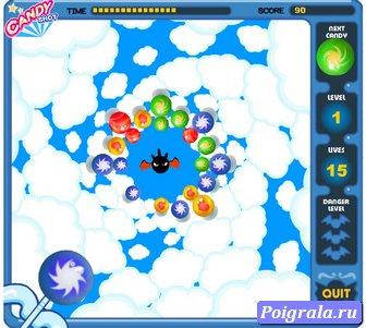 Картинка к игре Candy shot