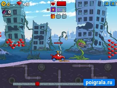 Картинка к игре Хищные машины 3