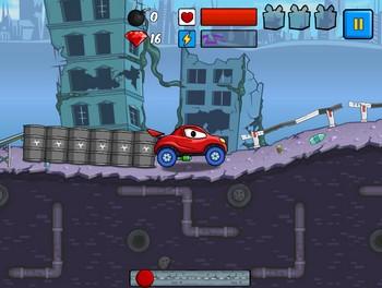 Хищные машины 4