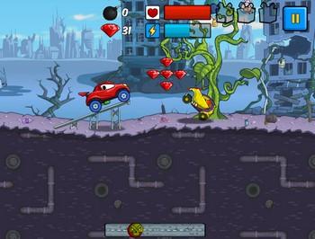 Картинка к игре Хищные машины 4