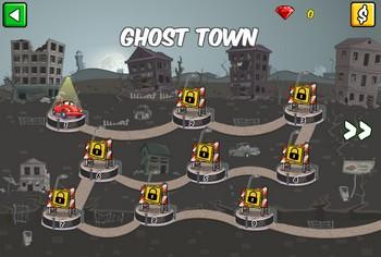 Картинка к игре Хищные машины 5