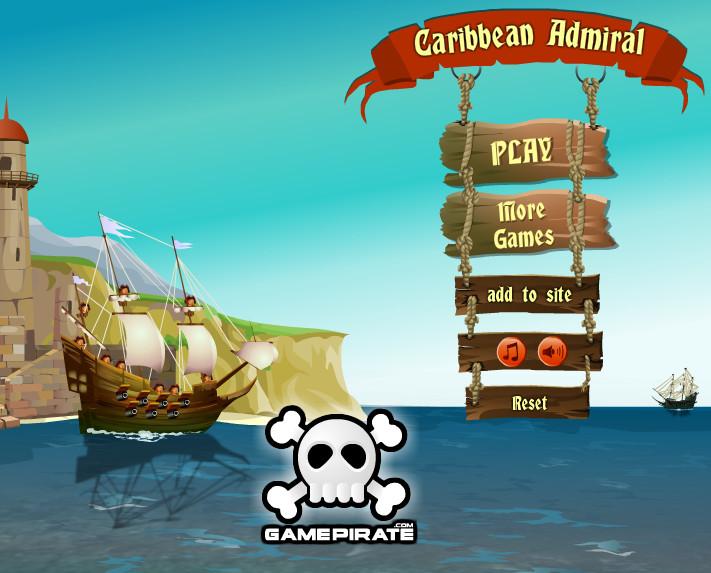Адмирал карибского моря картинка 1