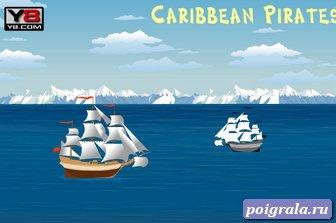 Картинка к игре Пираты карибского моря